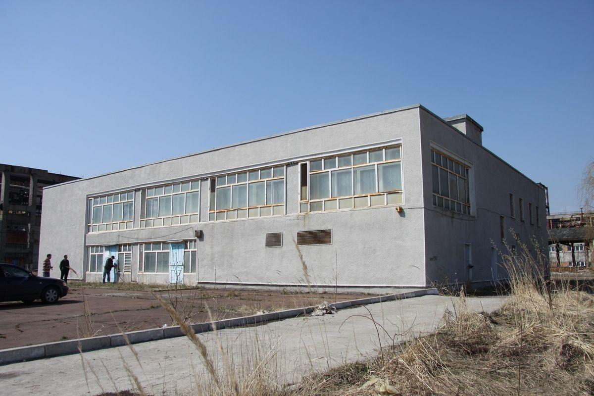 Будівля для виробництва-складу