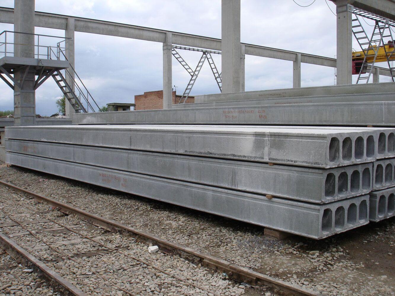 3 бетони