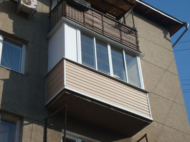 Фото оголошення Балкони під ключ
