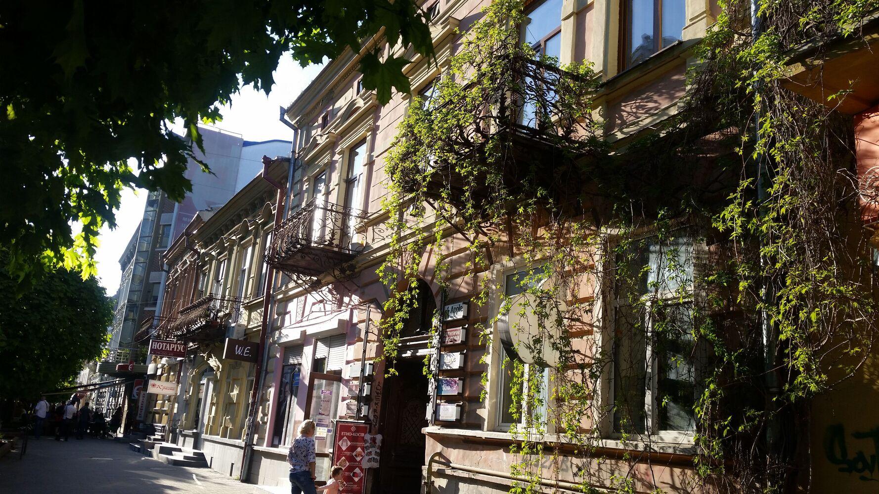 Квартира в центрі міста.
