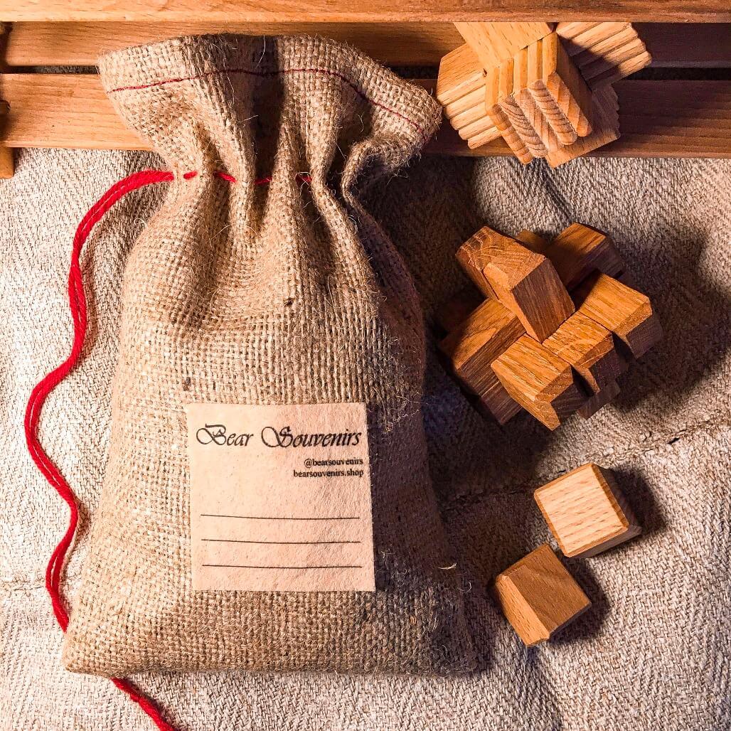 Фото пропозиції Дерев'яні подарунки ручної роботи від компанії Bear Souvenirs